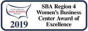 2019 SBA Women's Business Center Award